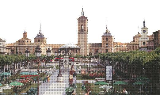 Excursiones en madrid immguidedtours for Oficina inem alcala de henares