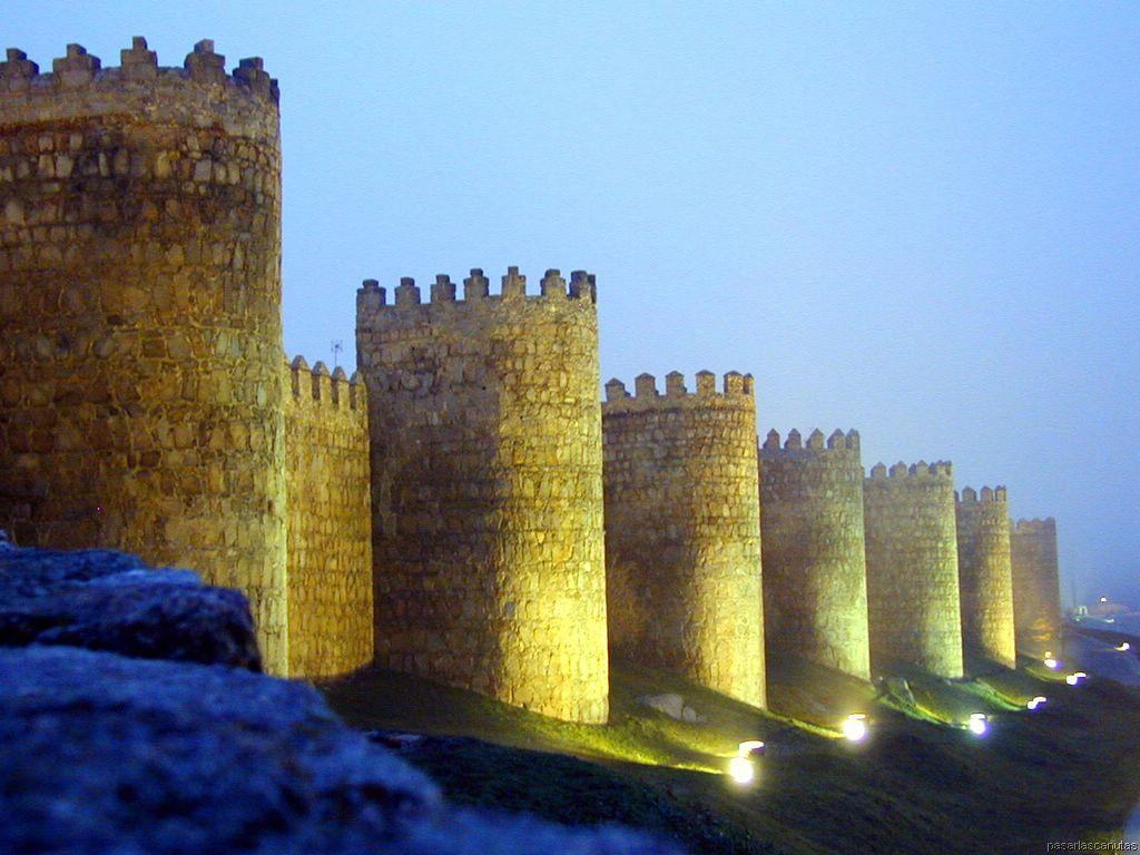 Muralla Romana - Ávila